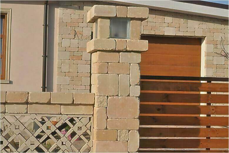 забор из камня фото4