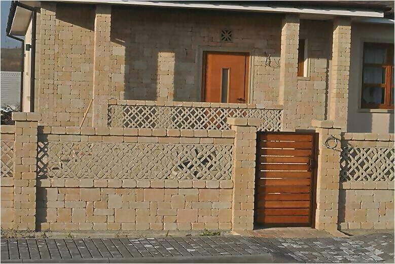забор из камня фото2